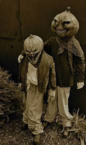 vintage halloween costumes that are the stuff of nightmares
