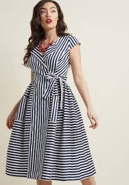 nautical attire nautical fashion nautical style clothing modcloth