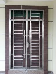 main door grill design sample china suppliers 304 ss stainless