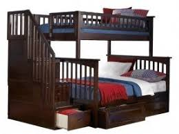 Twin Over Full Bunk Bed With Storage Drawers Foter - Full and twin bunk bed
