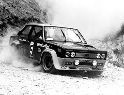 Fiat Abarth 131 Rally 1976 78 by Photo Collection Wallpapers Fiat Abarth 131