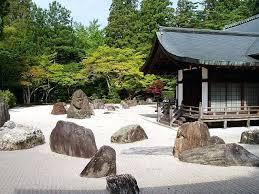 21 japanese style garden design ideas miniature japanese zen rock