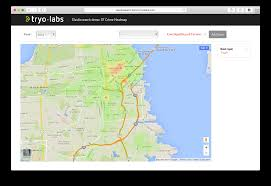 San Francisco Crime Heat Map by Elasticsearch Demo Sf Crime Analysis Using Significant Terms