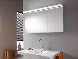 home decor bathroom mirror cabinet with lights grey bathroom