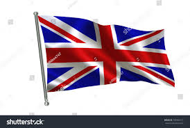 england flag series flags world stock illustration 703465117