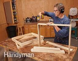 Table Saw Cabinet Plans Convertible Miter Saw Station Plans Family Handyman