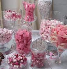 Pink Wedding Candy Buffet by Thinking A Candy Buffet Is A Must Wedding Pinterest Buffet