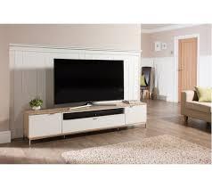 light wood tv stand buy alphason chaplin 2000 tv stand white light oak free