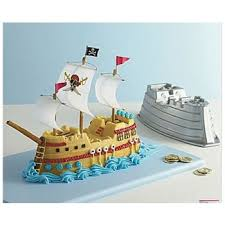 pirate ship cake nordic ware pirate ship cake pan 59224