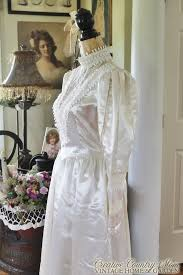 creative country mom i bought a vintage wedding dress and it u0027s a