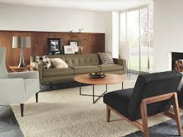 livingroom boston interior design lafayette custom mid century modern remodel klopf