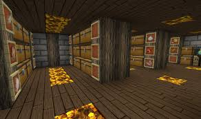 need ideas for a storage room survival mode minecraft java