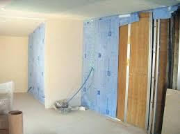 insonoriser une chambre insonoriser un mur de chambre isoler insonoriser un mur de chambre