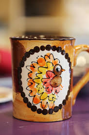 327 best thanksgiving pottery ideas images on