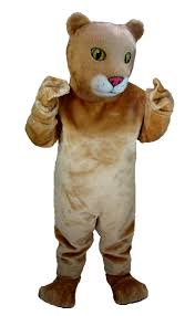 Baby Lion Costume Buy Lion Cub Mascot Jungle Cat Costume Mask Us T0129 From