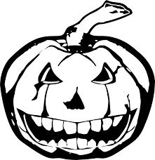 spooky clipart clipart scary jackolantern