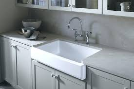 Kohler Sinks Kitchen Kohler Trough Sink Reconsidering The Kitchen Sink Kohler