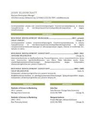 Free Chronological Resume Template Microsoft Word Best 25 Chronological Resume Template Ideas On Pinterest Resume