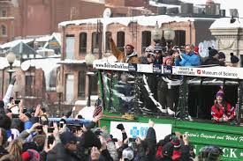 Boston Road Map by Patriots Super Bowl Parade 2017 Map Route And Road Closures For
