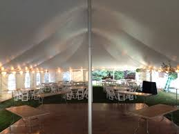 rent a tent for a wedding wedding reception tents rent large tent for event white party