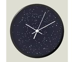 Design Clock by Design A Wall Clock Doodlers Anonymous