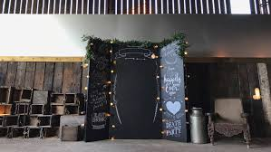 wedding backdrop quotes backdrops festoon lighting the word is
