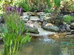 Backyard Waterfalls Ideas Outdoor Waterfalls Designs Outdoor Furniture Design And Ideas