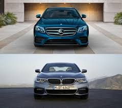 mayweather cars 2017 the 2017 mercedes benz e class vs the 2017 bmw 5 series