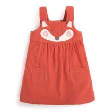 girls u0027 teal elephant jumper dress jojo maman bebe