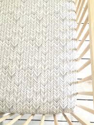 Mini Crib Sheet by Blankets U0026 Swaddlings Oval Crib Sheet Pattern Plus Round Crib