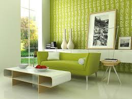 Green Sofas Living Rooms by Interior Design Exciting Green Interior Wallpaper And Unique