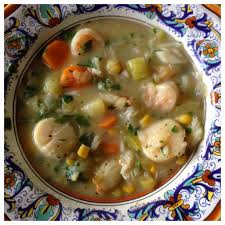 ina garten s shrimp salad barefoot contessa seafood chowder delicious gone simple