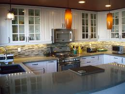kitchen modern glass kitchen cabinet shelves get rid of small