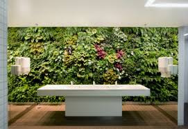 indoor wall stockholm international fairs by vertical garden