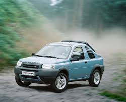 land rover freelander 2003 land rover freelander softback review 1997 2003 parkers