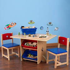 Ikea Childrens Table And Chairs by Shop Kidkraft Rectangular Kid U0027s Play Table At Lowes Com