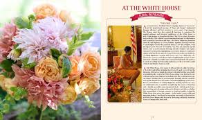 amazon com floral diplomacy at the white house 9789058565587