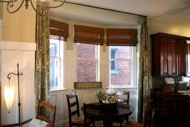 modern kitchen nook breakfast nook curtains varyhomedesign com