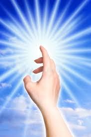 Divine Light Touching Divine Light Stock Photography Image 12304682