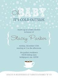 winter baby shower winter baby shower invitations marialonghi