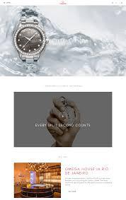 omega watches website design best web design inspiration u0026 ui