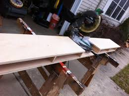diy portable mitre saw stand diy do it your self