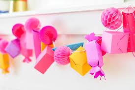 paper gift boxes make it diy paper gift box garland