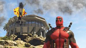 Iron Man House Deadpool Blows Up Iron Man U0027s House Gta 5 Funny Moments Youtube