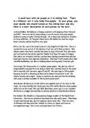 english worksheets decision making worksheets page 1