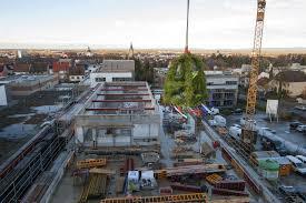 Caritas Krankenhaus Bad Mergentheim Richtfest Beim Erweiterungsbau Im Brüderkrankenhaus St Josef