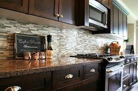 Top  Tile Trends For - Glass kitchen backsplash