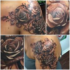 rose tattoo design by joe matisa design of tattoosdesign of tattoos