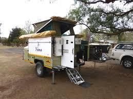 offroad travel trailers bhoma 4x4 off road caravan