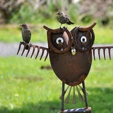 273 best metal garden ornaments images on metal